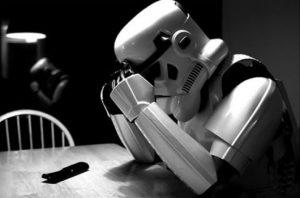 stormtrooper lamenting