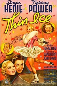 on thin ice movie poster