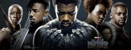 the main characters in black panther