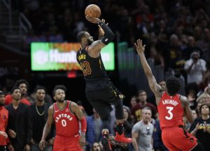 lebron's instant classic gamewinner for the cavaliers against toronto in game 3