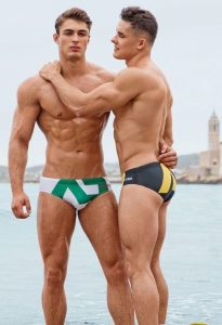 two able-bodied men