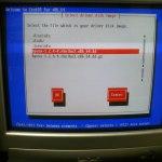 Select Driver disk image