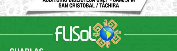 Invitation to San Cristóbal FLISOL 2016