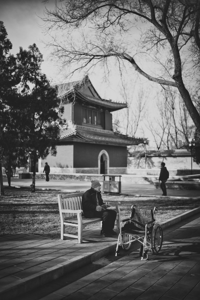 Temple of Earth (Ditan Park), Beijing. Taken by Leica M240 with Leica 35mm Summilux F1.4 ASPH