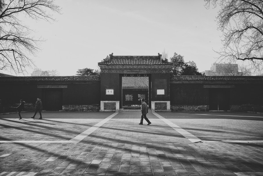 Ditan Park, Beijing. Taken by Leica M240 with Leica 35mm Summilux F1.4 ASPH.