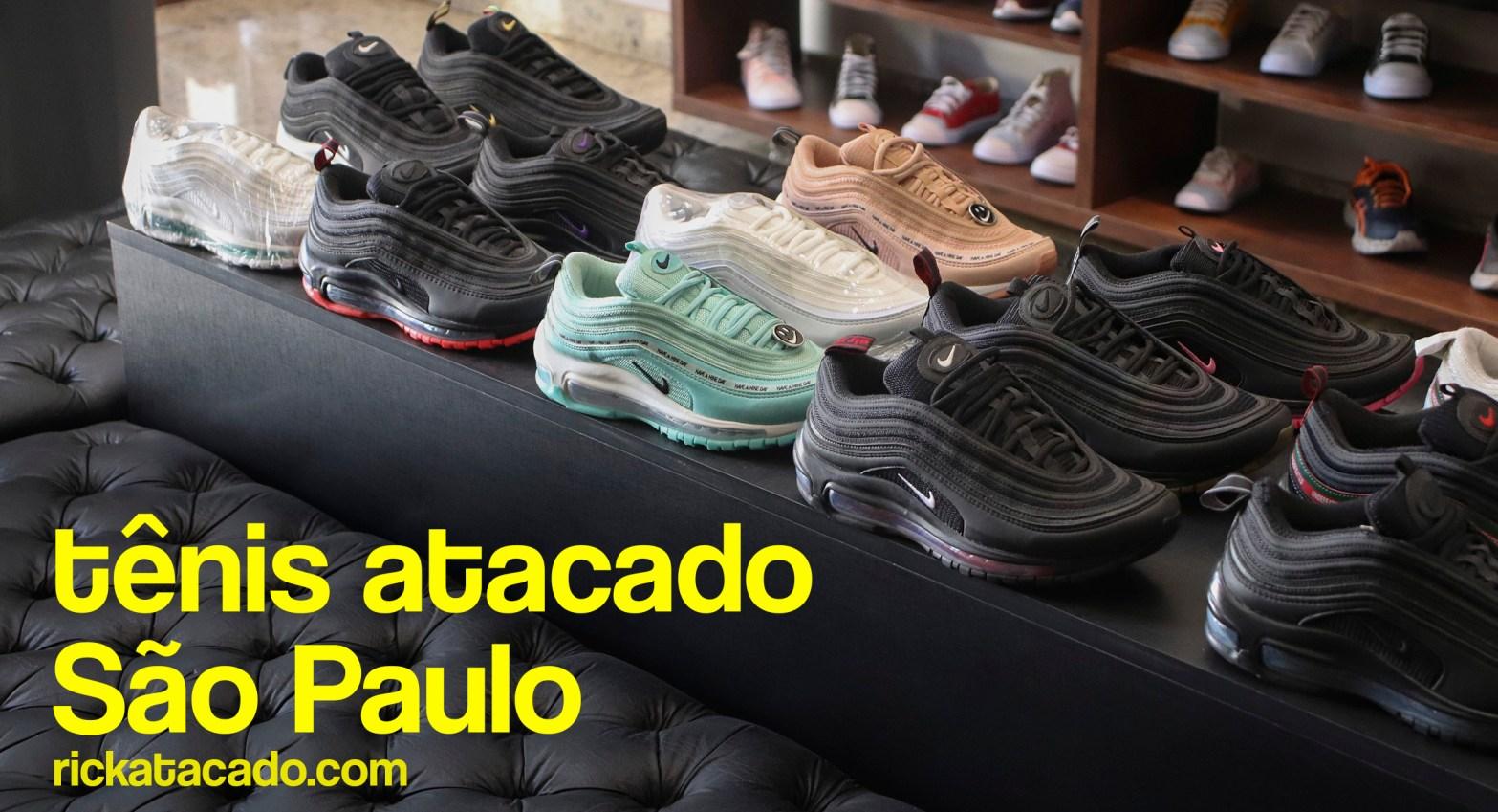 tênis atacado São Paulo