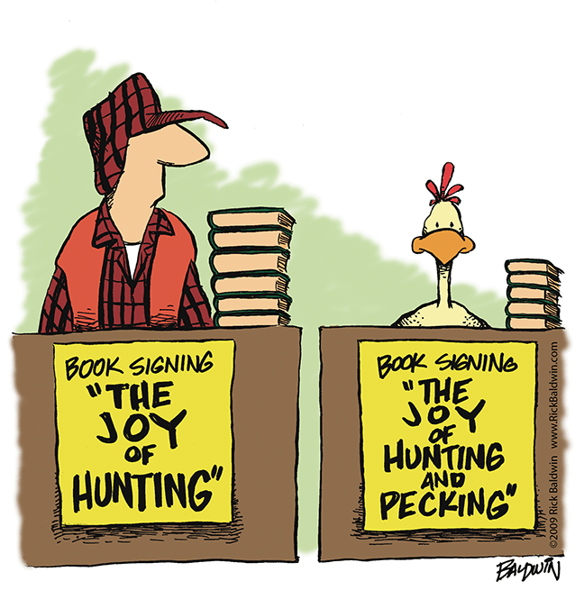 Joy of Hunting