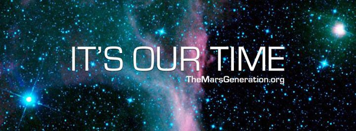 Go Support the Mars Generation!