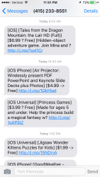 Free App Notifications Via Text Message