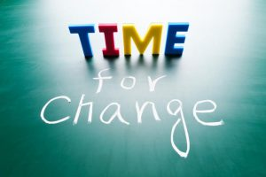 A Manager's Anchor in a Change Management Storm