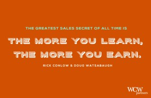 The Greatest Sales Secret of All-Time