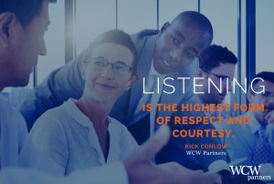 How to Listen Effectively and Positively