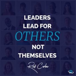 How to Make a Difference as a Leader