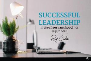 Succeeding as a Leader Webinar Series