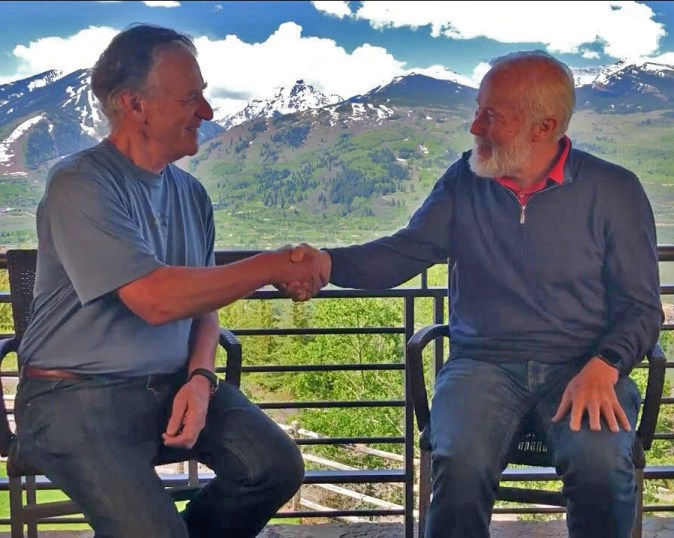 Rick Crandall Interviews Sir Chris Bonington