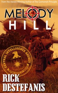 Melody Hill Cover Designed by Todd Herbertson