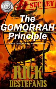 The Gomorrah Principle by Rick DeStefanis about a sniper