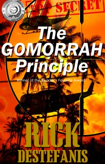 The Gomorrah Principle by Rick DeStefanis about a sniper