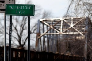 One of Several Tallahatchie River Bridges