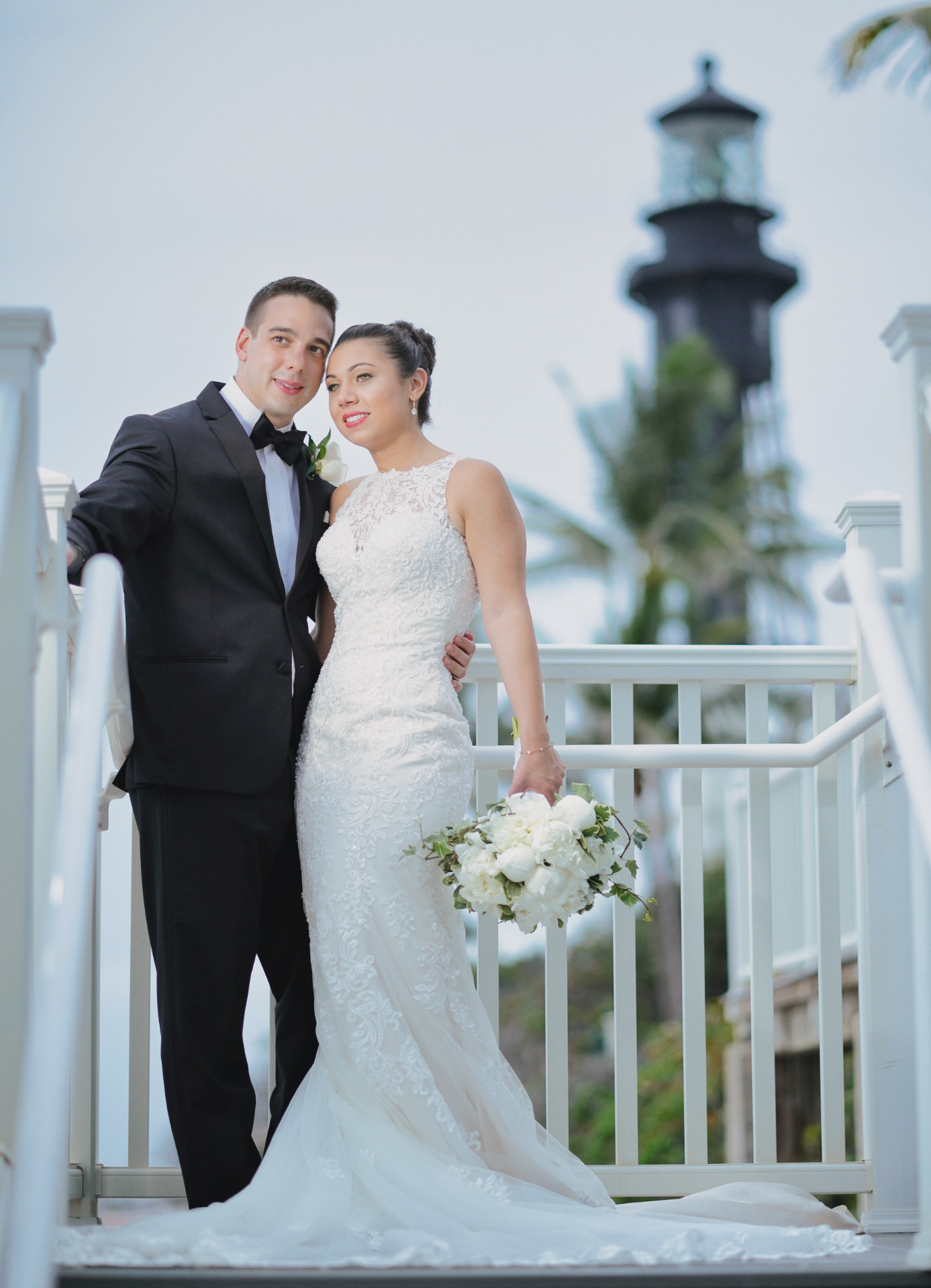 Light House Groom Destination Wedding