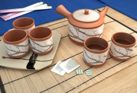 Japanese Tea Set (just a test)