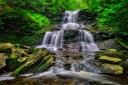 Ricketts Glen State Park Luzerne County, Pennsylvania Tuesday, May 23rd, 2017