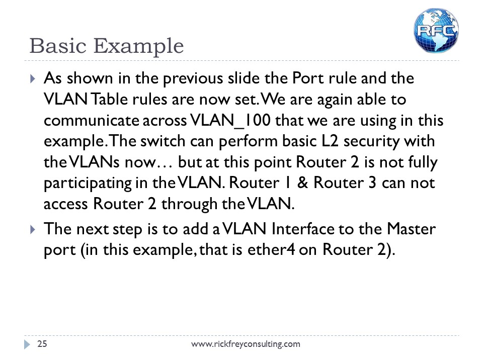 Using VLANs on RouterBOARDs (26)