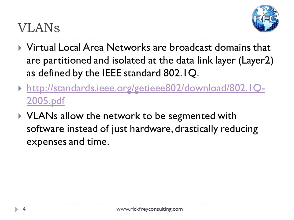 Using VLANs on RouterBOARDs (5)