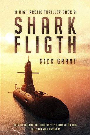 Shark Flight - Draft Cover