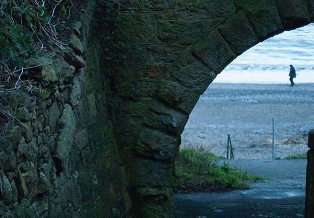 Submission to Minimalist Corner on Facebook for arches. Killiney, Ireland.