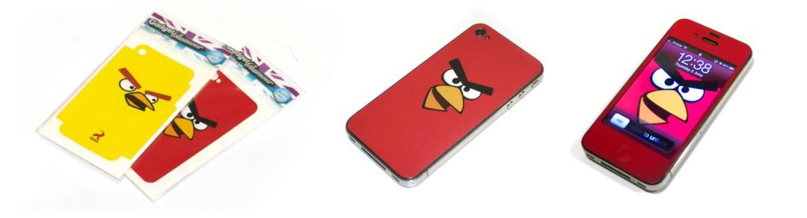 Angry Birds Skins