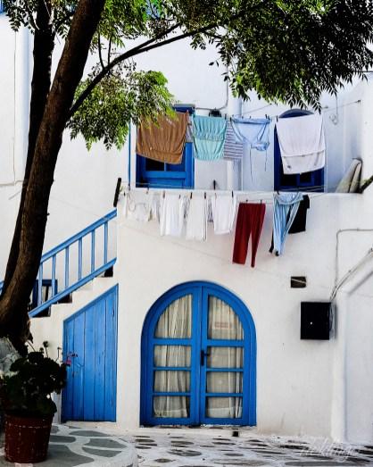 "Mykonos Island, Greece. Winner of ""Superb Composition"" Peer Award on international website ViewBug."
