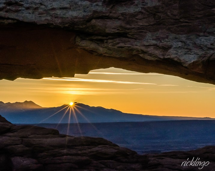 """From Canyonlands National Park, Utah. 13 Peer Awards on international website ViewBug. 4th place award winner in """"Dawn and Dusk"""" challenge and 7th place award winner in """"Frame It"""" challenge on Pixoto. Top 10% in """"Arches"""" contest on international website Photocrowd."""