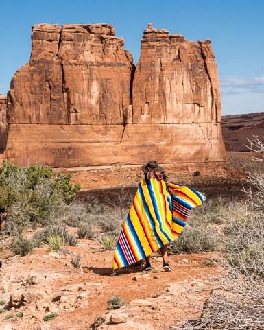 "Arches National Park, Utah. Winner of ""Superb Composition"" award on international website ViewBug."