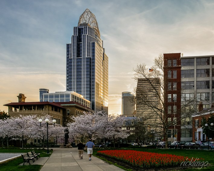 "Cincinnati, Ohio. 5th place award winner in City, Streets and Park and 9th place award in Your City Streets on international website Pixoto. Top 10 ranking in ""Beautiful Cityscapes"" on international website ViewBug."