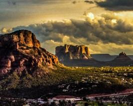 Outside Sedona, Arizona. 6 Peer Awards on international website ViewBug.