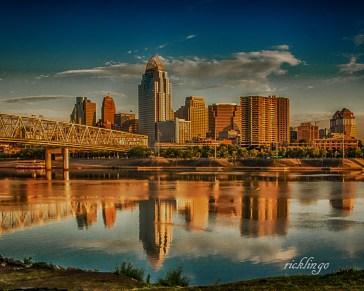 "Cincinnati, Ohio. 2nd place in ""Reflections"" challenge on international website Pixoto. Winner of 8 Peer Awards on international website ViewBug. Mapleknoll Exhibition 2019."