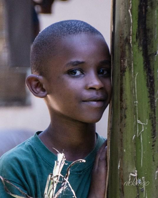 "Arusha, Tanzania. 10th place award winner in ""Babies and Children"" challenge on the international website Pixoto."