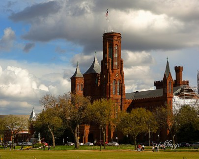 """Smithsonian, Washington, DC. Winner of """"Superb Composition"""" Peer Award on website ViewBug. 6th place in """"Buildings and Architecture"""" at international website Pixoto."""