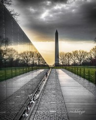 "Washington, DC. 1st place award in ""National Landmarks and Memorials"" photo contest on international website Viewbug."