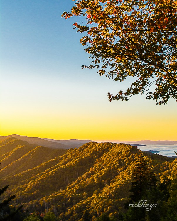 Smoky Mountain National Park, Tennessee.