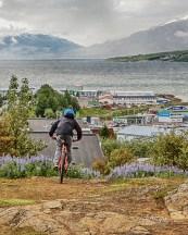 Akureyri, Iceland.