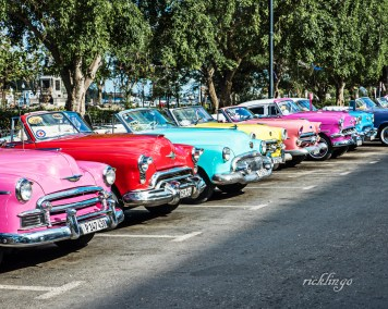 "Havana, Cuba. 9th place for the award in ""Transportation"" on international website Pixoto."