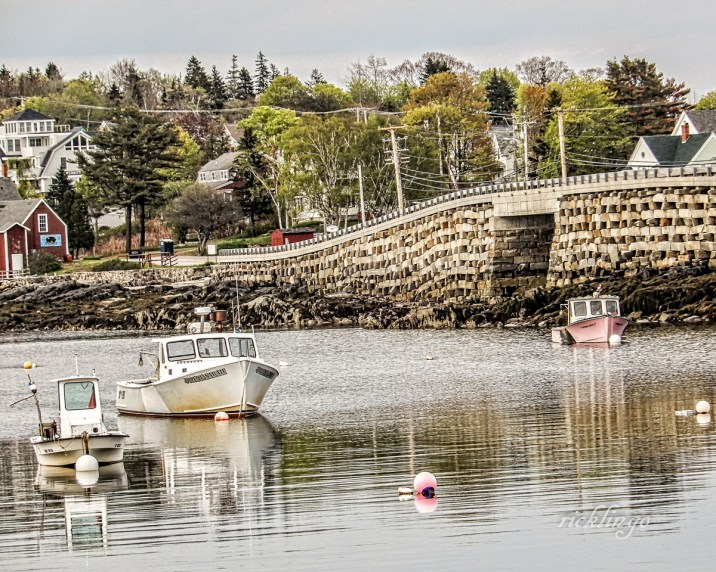 "Orr's Island, Maine. 4th place award for the day in ""Buildings and Architecture"" on international website Pixoto."