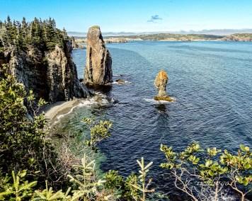 Skerwink Trail, Newfoundland.