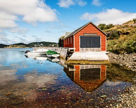 Trinity, Newfoundland.