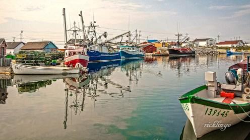 Port au Choix, Newfoundland.