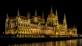 "Budapest, Hungary. 2018 Top Photo, 1st place for the month of October, 2018, in ""Buildings and Architecture"" category and 2nd place in ""The Home I Want to Live In"" challenge on international website Pixoto. 3rd place in ""Government Building Exteriors"" contest on international website Photocrowd."