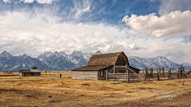 Grand Teton National Park, Wyoming.