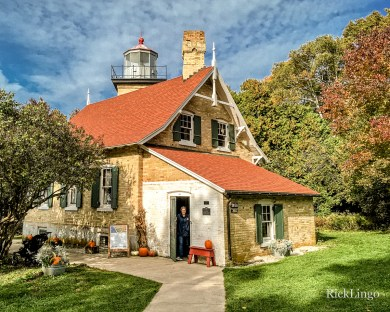 Wisconsin Lighthouse